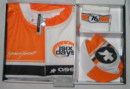 ASSOS LTD SIX DAYS SET Nr. 76 (M)