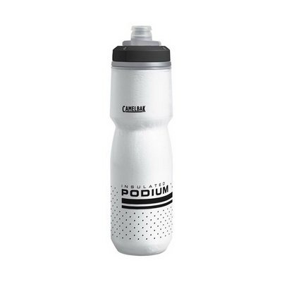 CAMELBAK PODIUM CHILL INSULATED BOTTLE 710ML (WH/BK) (VIII)
