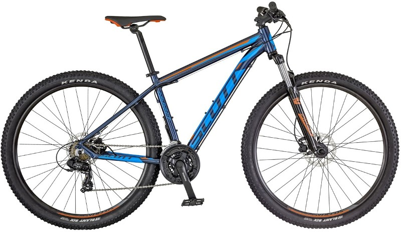 SCOTT ASPECT 760 (2018) (L-k) BU/ORG