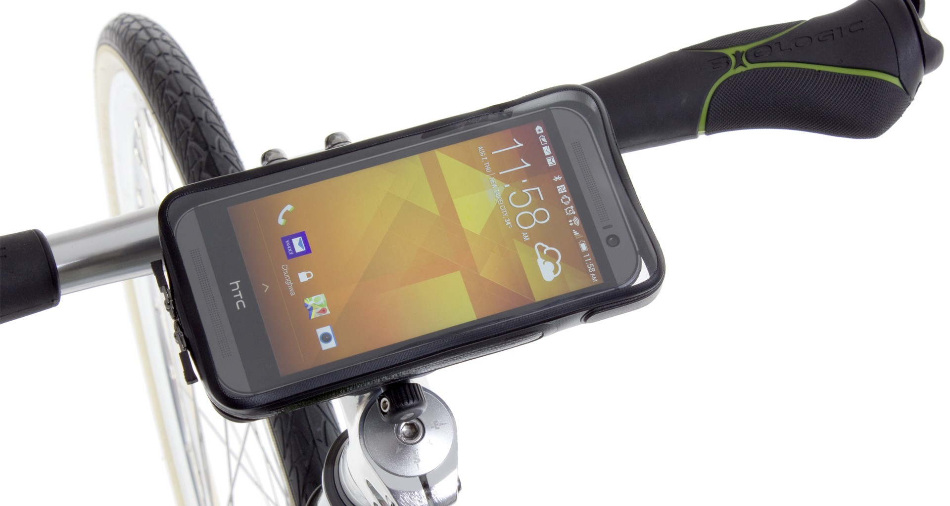 BIOLOGIC Bike Mount Weather Case for iPhone 6