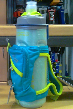 CAMELBAK BOTTLE QUICK GRIP CHILL 21oz 620ml (GRN)