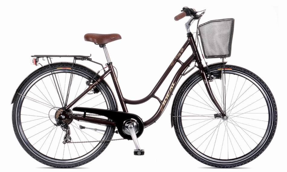 IDEAL CITYLIFE 7spd (M-k) BRN