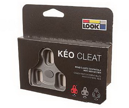 LOOK Shoe Cleats 4,5o (GRY) (III)