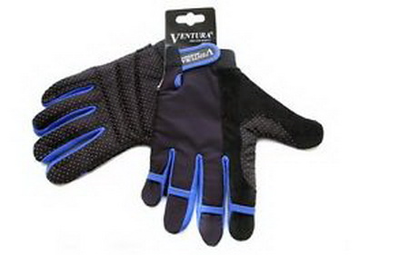 VENTURA Gloves Γάντια GEL WINTER (L)