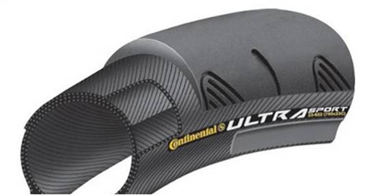 CONTINENTAL ULTRA SPORT 2 700x23 Folding (BK) (II)