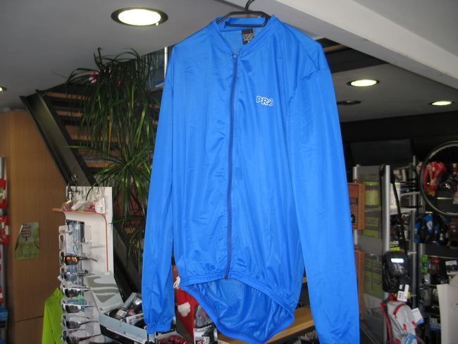 PRO Αδιάβροχο-Αντιανεμικό  ALL WEATHER SHELL (S) BLUE