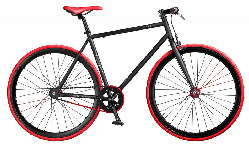BALLISTIC i-FX Fixed Gear