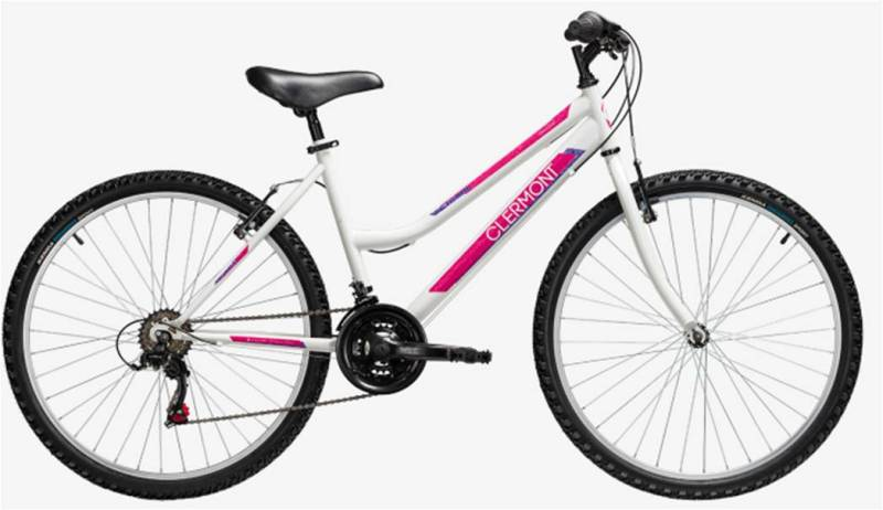 "CLERMONT MAGUSTA 26"" Shimano 18spd (.0) (36/S) (WH)"