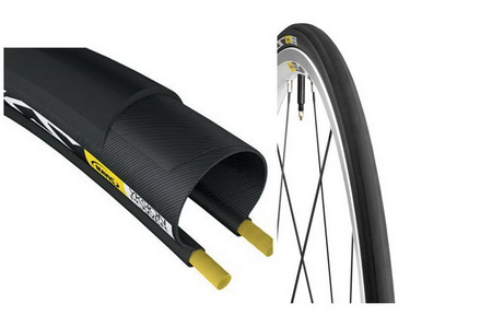 MAVIC YKSION COMP 700x23 Folding (BK) (II)
