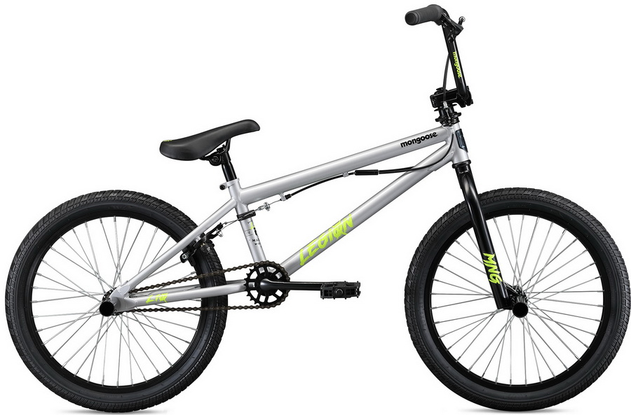 MONGOOSE LEGION L10 (2019) SLV