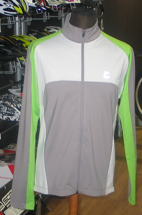 CANNONDALE MID WEIGHT JERSEY (XL)GRN (1M131)
