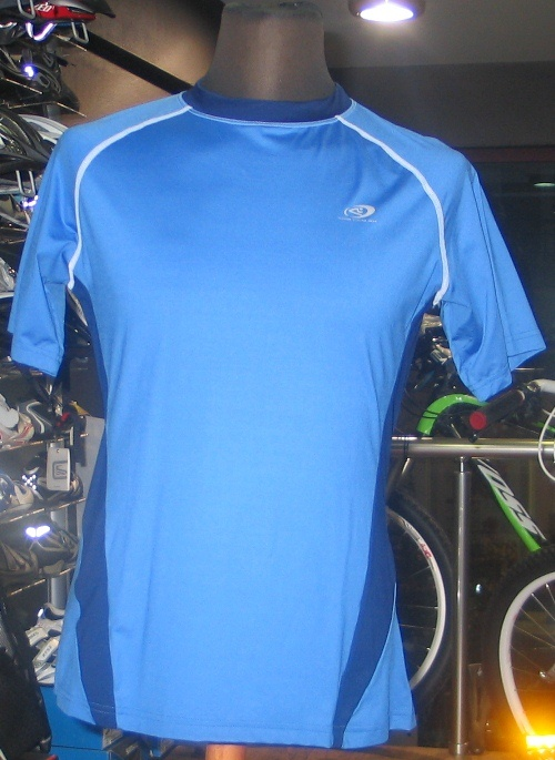 SHIMANO Μπλούζα Short sleeve jersey INDOOR CW6M303437 (L) BU