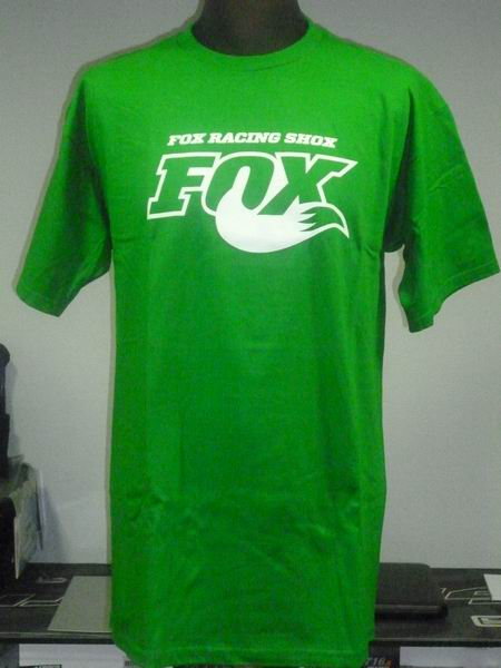 FOX RACING SHOX  (L) GREEN