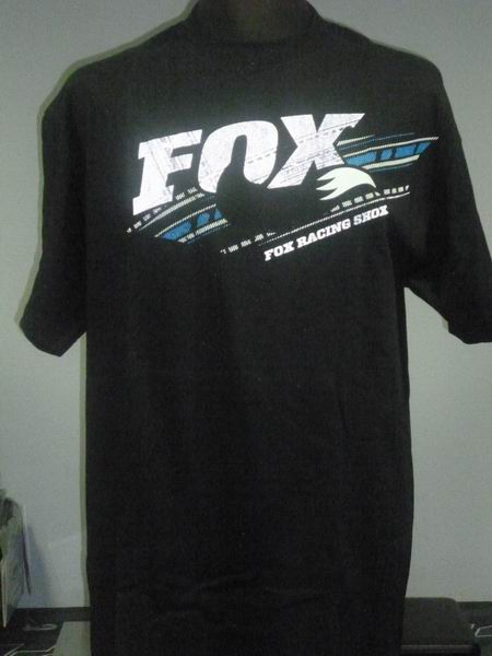 FOX RACING SHOX  (L) BK