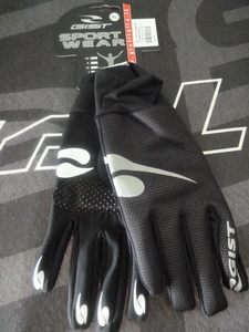 GIST Gloves Γάντια THERMODRESS C/ANTISCIV (XL) BK
