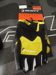 SCOTT Gloves Γάντια ESSENTIAL (XL) YELLOW