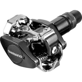 SHIMANO Pedals PD-M505 BLACK