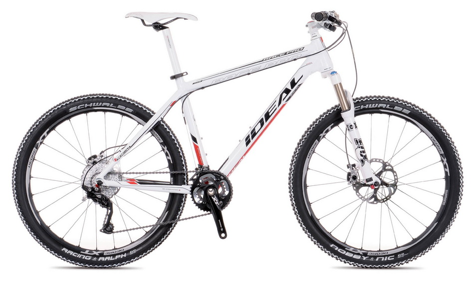IDEAL RACE PRO 20spd Full XT (M/46)