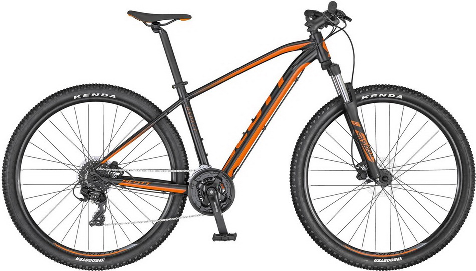 SCOTT ASPECT 960 (2020) (L) BK/ORG
