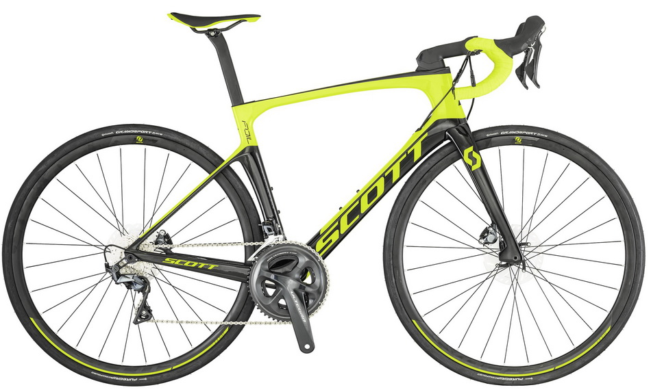 SCOTT FOIL 20 DISC (2019) (54) Used...
