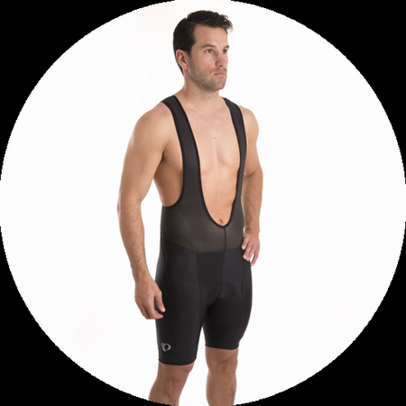 PEARL IZUMI ΚΟΛΑΝ BIB SHORT SELECT PURSUITE ATTACK(M,L,XL) BK