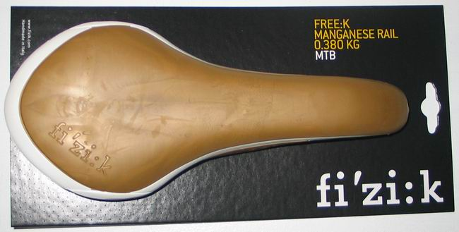 FIZIK Σέλα FREEK 8mm MANGANESE RAILS (SR7601A41822)*