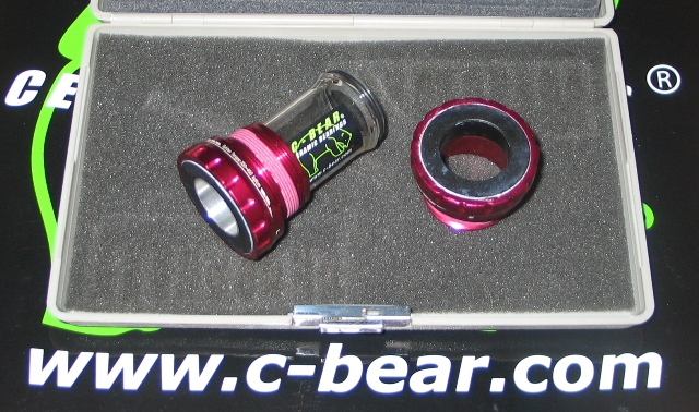 SRAM BSA για RED,FORCE,RIVAL,APEX,XX,XO Κεραμικά CBEAR (RD)*