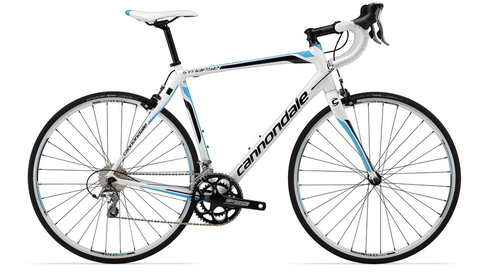 CANNONDALE SYNAPSE 6 TIAGRA ALLOY (2014) (54)