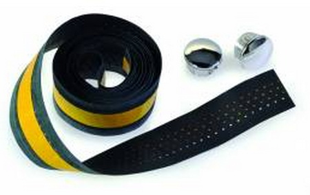 MONTEGRAPPA Bar Tape Leather (BK)(IV)