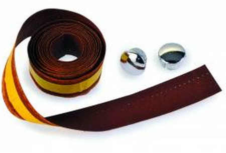 MONTEGRAPPA Bar Tape Leather (DARK.BRN)