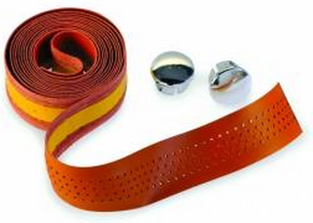 MONTEGRAPPA Bar Tape Leather (BROWN) (IV)