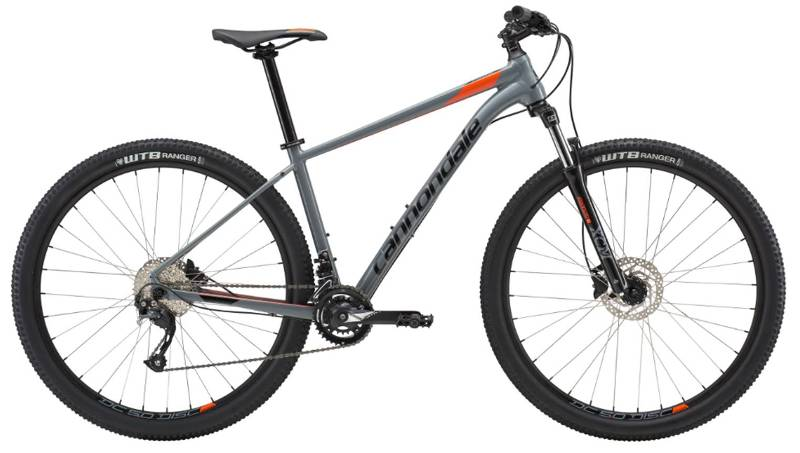 CANNONDALE TRAIL 29 7 (2018) (M) (GRY)
