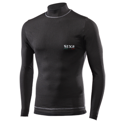 SIX2 TS4 PLUS Long Sleeve Insulate Jersey Carbon(XL)
