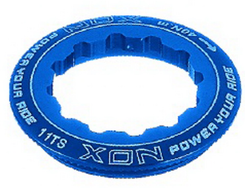 XON Full CNC Alloy Cassette Lock Ring (XSS-59S) (BU)