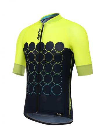 SANTINI Jersey AIRFORM 3.0 (M,L) (YL)