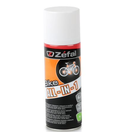 A degreaser - penetrating oil ZEFAL ALL-IN-1 (150ml) (II)