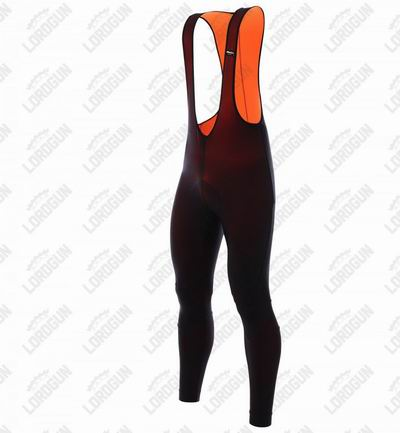 SANTINI Bibtights LAVA WINTER (XL,4XL)