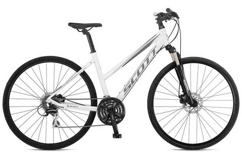 SCOTT SPORTSTER X50 LADY (2013) (M)*