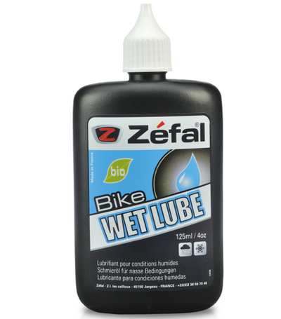 Λιπαντικό ZEFAL WET LUBE (125ml) (II)